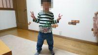 4歳の男の子